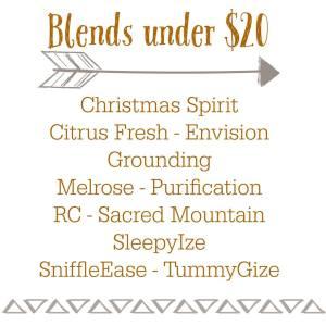 blends under $20